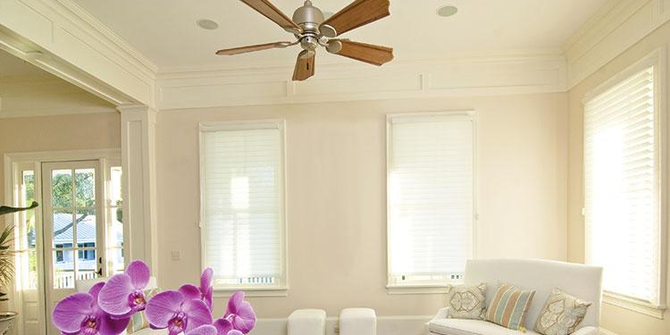 Ceiling Fan Replacement | Sanibel Air & Electric | Sanibel