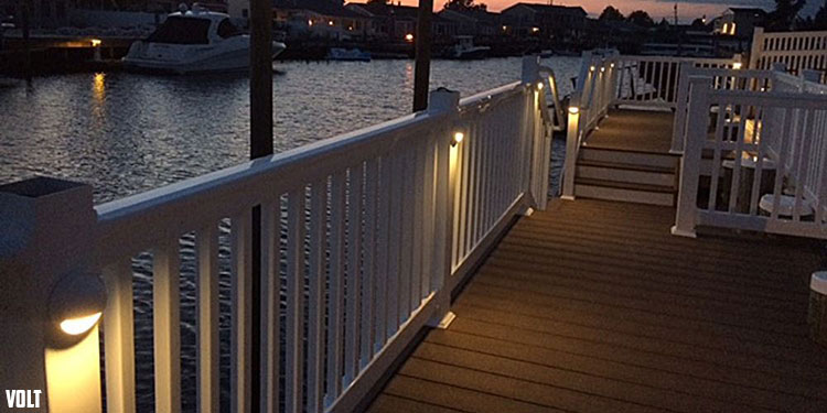 Boat Dock Lighting Sanibel Air