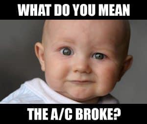 AC Repair Meme